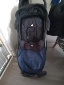 Joie single buggy