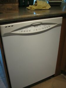Maytag dishwasher, Beaumark refrigerator and elec range 4 sale