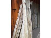Wooden fence panel best quality