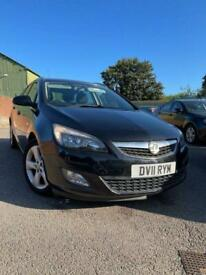 image for 2011 Vauxhall Astra 1.7 EXCLUSIV CDTI 5d 128 BHP MPV Diesel Manual
