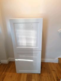 IKEA Besta Vassbo shelf unit with door