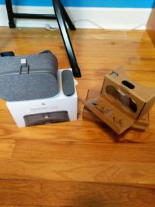 Google Daydream and Cardboard VR bundle