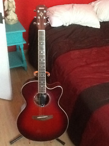 Yamaha Acoustic. Guitar