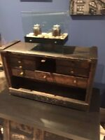 Primitive Box with Drawers