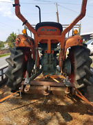 Kubota Tractor Jacobs Well Gold Coast North Preview
