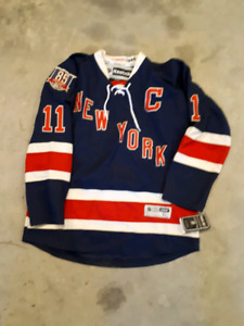 MESSIER New york jersey #11
