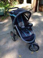 Graco fast action jogger
