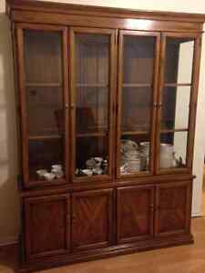 Sklar Peppler China cabinet Regina Regina Area image 1