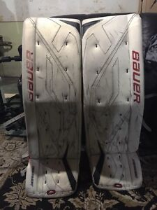 Bauer TotalOne Pro Goalie Pads