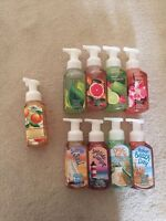 Bath and Body Soaps
