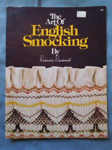 Smocking | Local Deals on Hobbies & Craft Supplies in