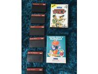 Sega Master System games job lot