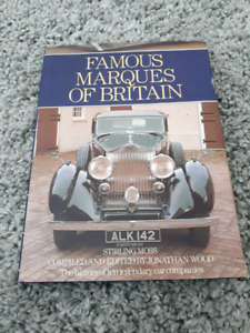 FAMOUS MARQUES OF BRITAIN History of Ten legendary car companies