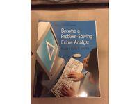 Become a Problem-Solving Crime Analyst, Eck, John E. Paperback Book