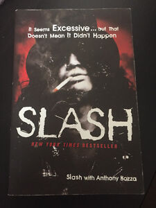 GNR's Slash's Book