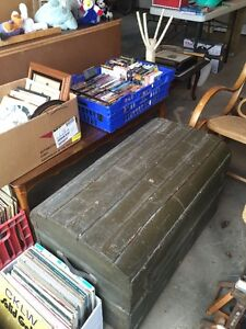 Garage and Moving Sale