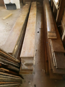 100 year old pine boards