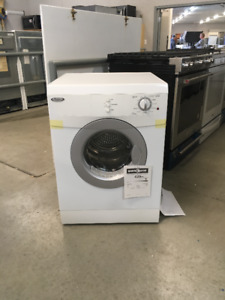 NEW Whirlpool Compact dryer - END OF LINE !!    LIMITED TIME !!