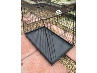 Dog Crate for Vauxhall Zafira
