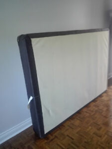 Double(full)  size Boxspring