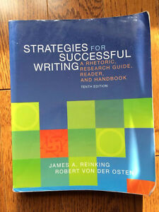 Strategies for Successful Writing - Tenth edition