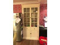 Stunning bespoke cabinet - dresser kitchen unit storage wall unit