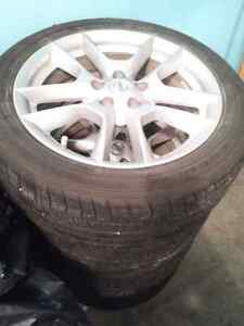 Goodyear RS-A All Season Tires & Rims  Kitchener / Waterloo Kitchener Area image 1