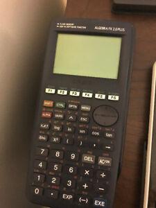 Calculatrices a vendre