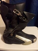 Motorcycle boots puma