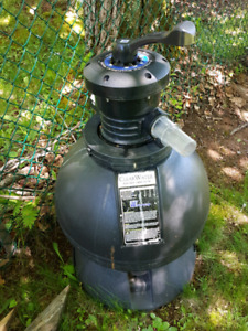 19 inch pool filter - for parts