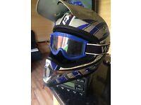 Nitro mx414 off road helmet