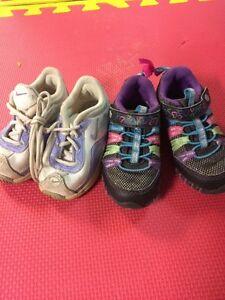 Toddler size 6 lot of shoes/sandals etc Regina Regina Area image 3