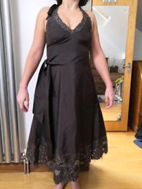 Four formal/cocktail/evening dresses size 10