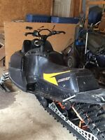 Arctic cat m1000 trade for dirtbike