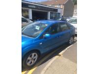 Ford Focus 1.6 2006MY Zetec Climate cheap car for sale