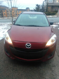 2012 Mazda Mazda5 GS Minivan, Van...********* Low low Millage