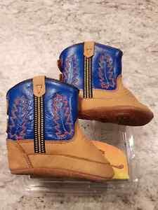 Baby cowboy boots shoes St. John's Newfoundland image 1