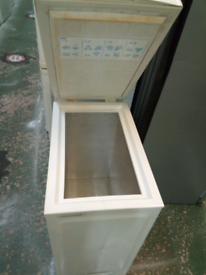 Eurocell small chest freezer with 3 months warranty