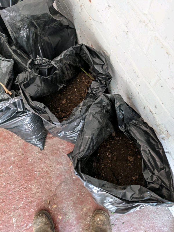 Soil / earth – FREE TO COLLECT