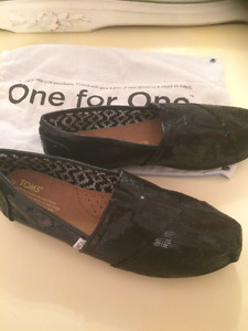 """TOMS"" Shoes- Never Worn!"
