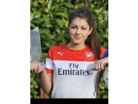 PAID LADIESFOOTBALL LONDON £££