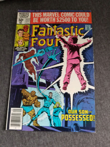 Fantastic Four Volume 1 Issue 222