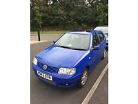 VW polo 1.4i petrol Automatic