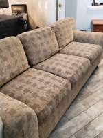 Couch and Arm Chair