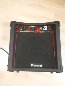 Dinosaur Bass Amp