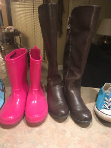 Shoes and Boots-Girl's. Lady's. $1.00  - $4.00