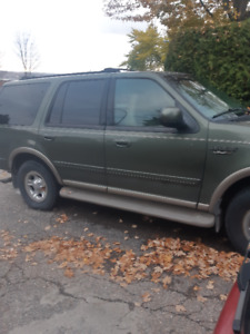 ford expedition eddy bauer 2000