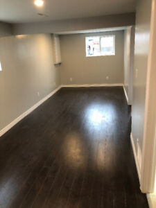 BEAUTIFUL, MODERN 2bed/1bath Basement Apartment ALL INCLUSIVE