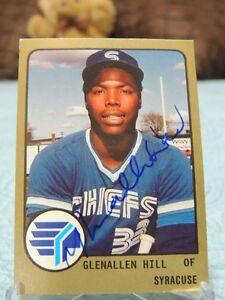 MLB AUTOGRAPHED BASEBALL CARDS Cambridge Kitchener Area image 6