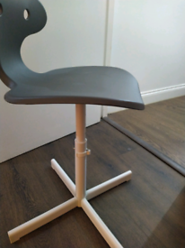 Desk chair adjustable